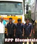 Prabhu, RPP Bluemetals
