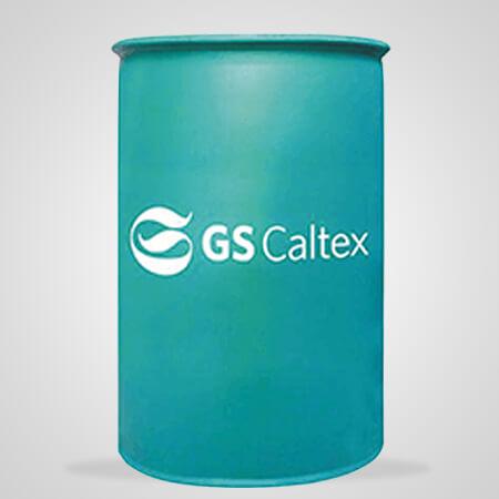 A Drum With GS Caltex logo