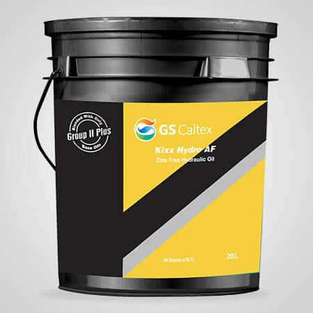 Kixx HYDRO AF Zn Free Oil image