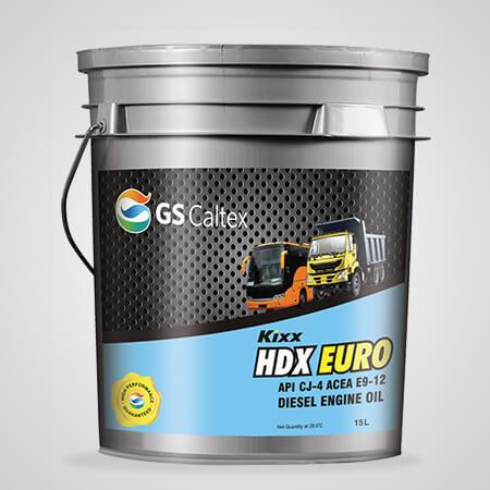 Kiss HDX EURO API CJ-4 ACEA E9-12
