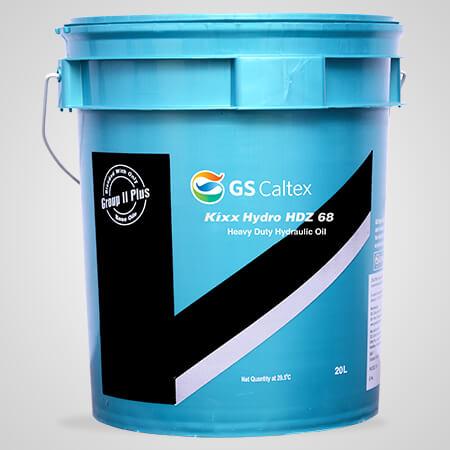 Kixx Hydro HDZ 68 Blue Bucket
