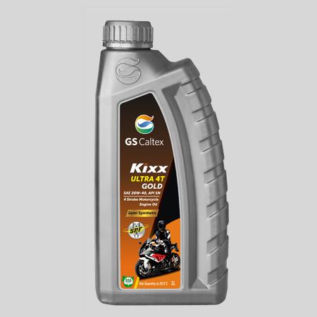 Kixx Ultra 4T Gold