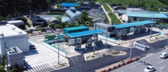 GS Caltex unveils all-in-one pump station