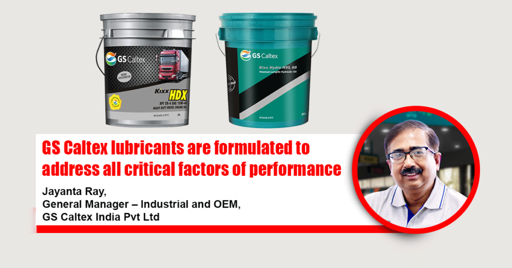 GS Caltex lubricants are formulated to address